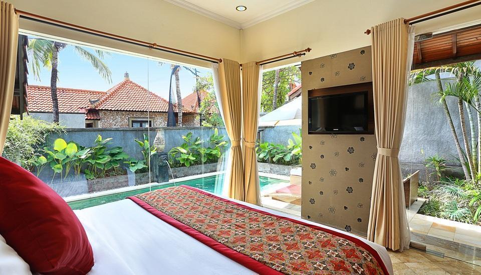 The Club Villas Bali - Villa 1 Kamar Kolam