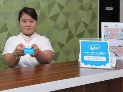 Airy Eco Condong Catur Asem Gede Yogyakarta - Receptionist