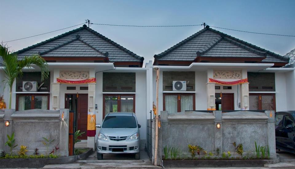 Villa Dencarik Bali - Eksterior