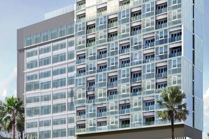 Aston Imperial Bekasi Hotel Bekasi - Tampilan Luar Hotel