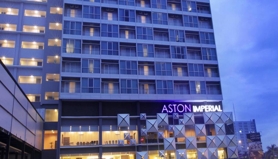 Aston Imperial Bekasi Hotel Bekasi - Eksterior