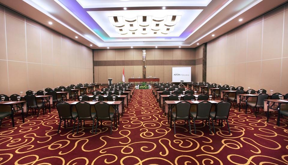Aston Imperial Bekasi Hotel Bekasi - Ruang Rapat