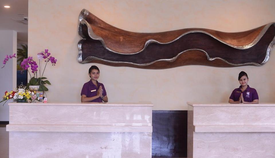 Grand Orchid Hotel Jogja - Interior