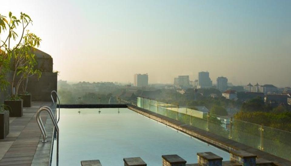 Best Western Papilio Hotel Surabaya - Kolam Renang
