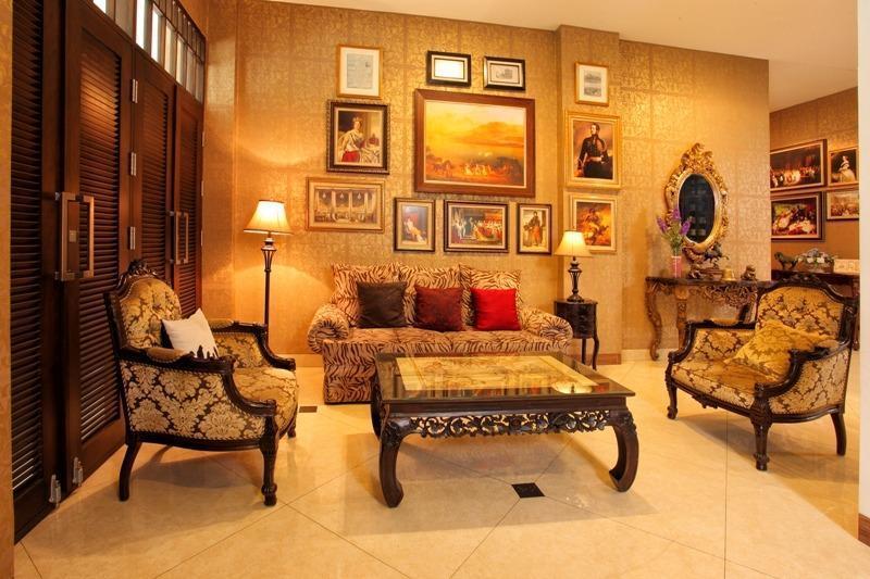 The Victoria Luxurious Guest House Bandung - Area lobi