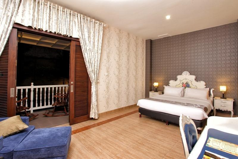 The Victoria Luxurious Guest House Bandung - Kamar Suite