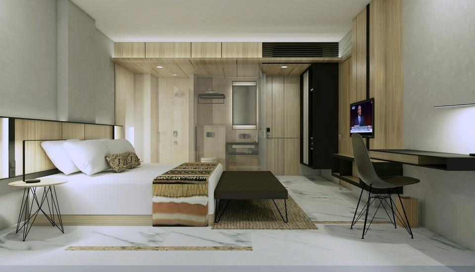 Sparks Convention Lampung - Deluxe Room Only Regular Plan