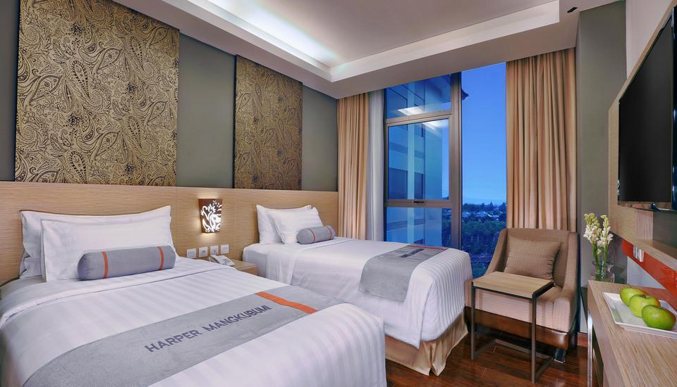 Harper Mangkubumi - Superior Room Regular Plan