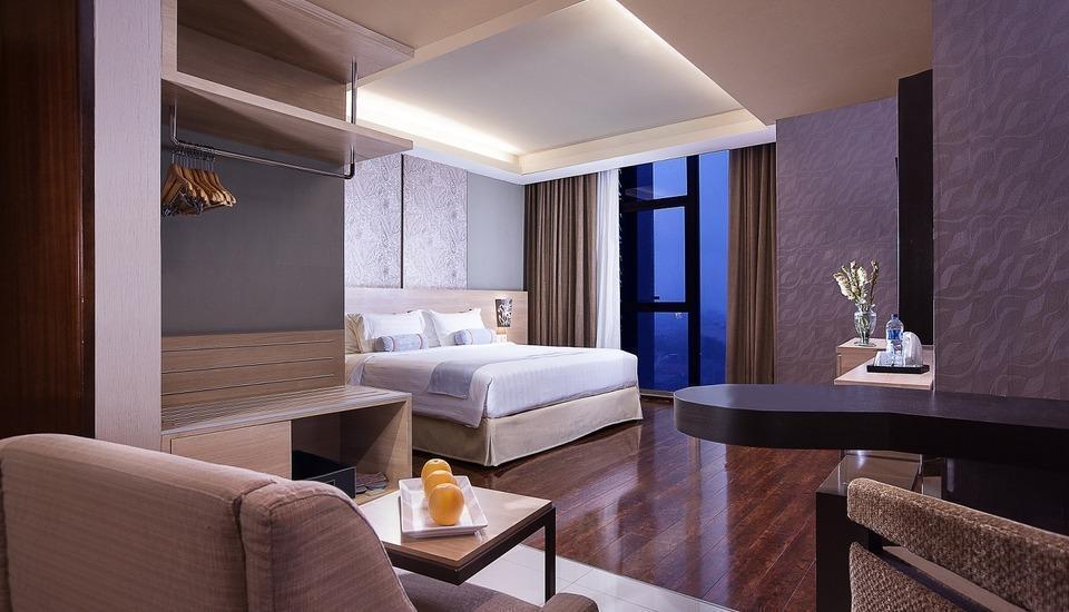 Harper Mangkubumi - Junior Suite Regular Plan
