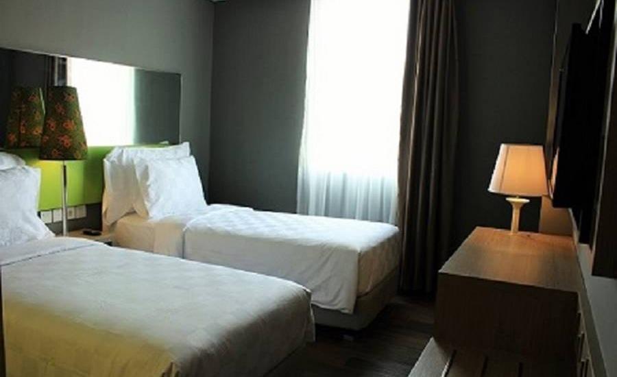 Kyriad Pesonna Hotel Gresik Gresik - Kamar tamu
