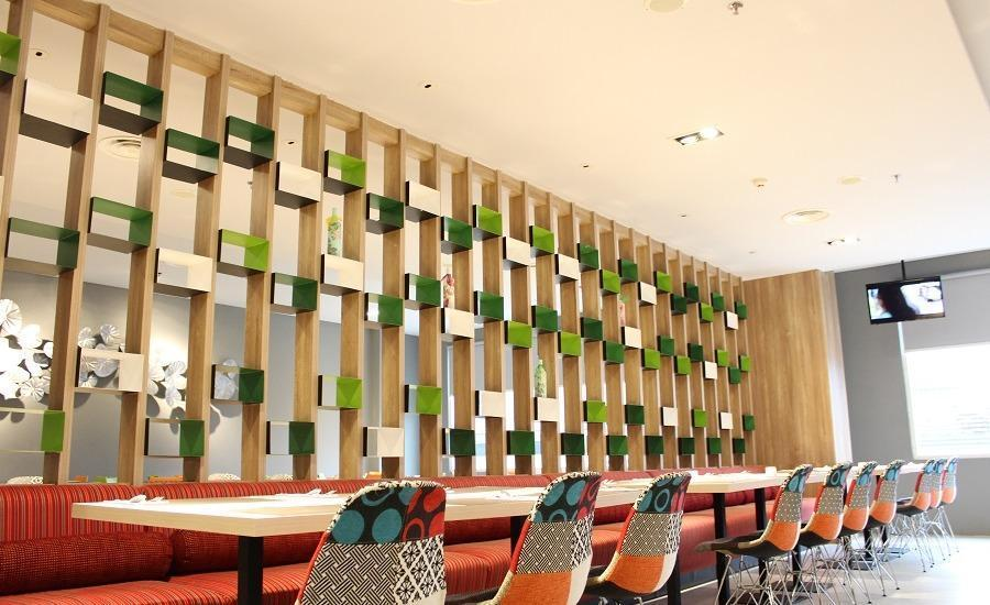 Pesonna Hotel Gresik - Restauran