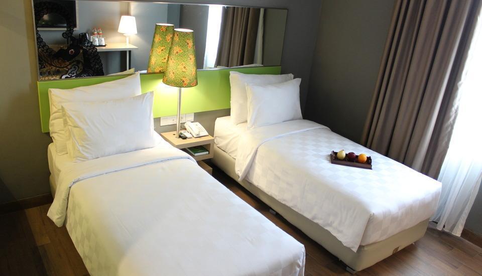Pesonna Hotel Gresik - Deluxe