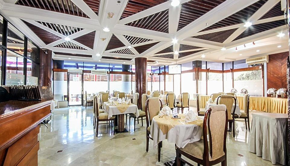 Grand Menteng Hotel Jakarta - Restoran
