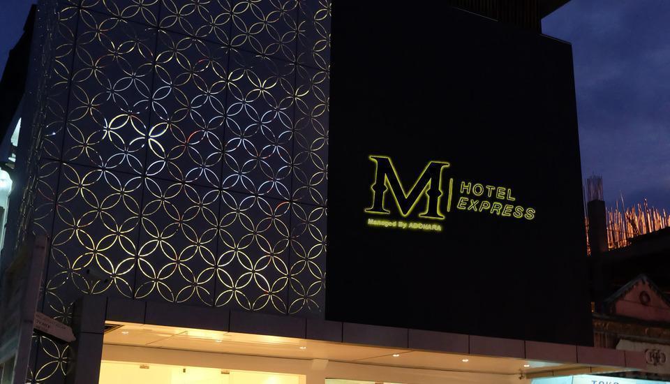 M Express Hotel Sorong Papua Barat - Front Building