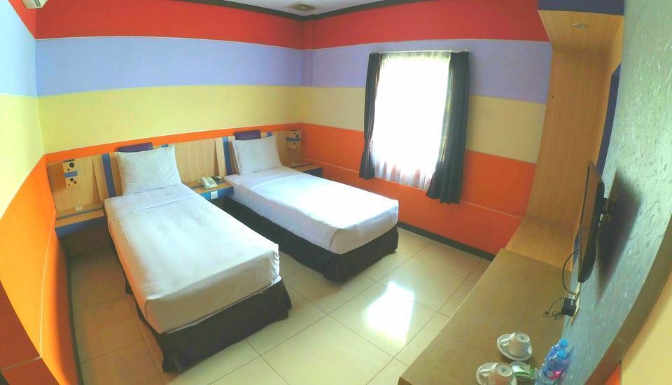 Grand Hani Hotel Lembang - Standard Room Only Regular Plan