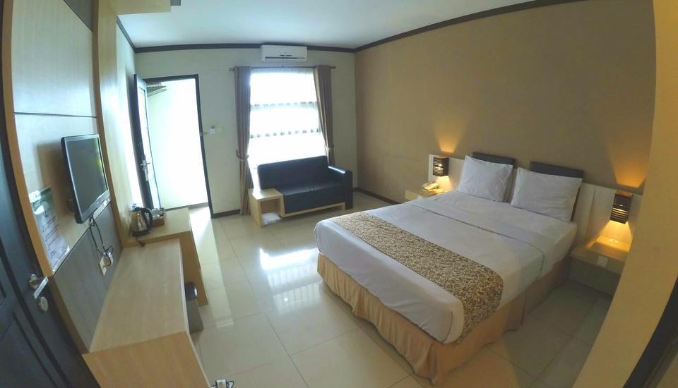 Grand Hani Hotel Lembang - Kamar tamu