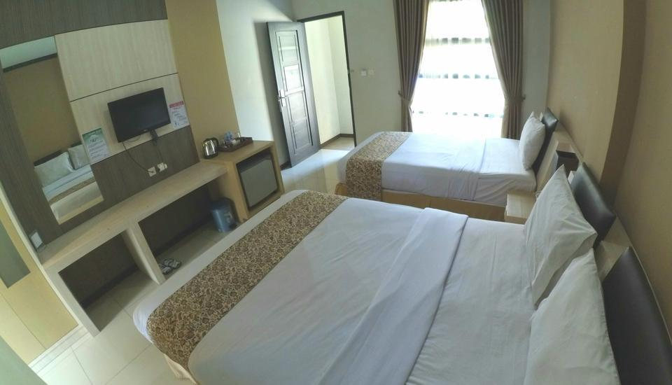 Grand Hani Hotel Lembang - Moderate Room Regular Plan