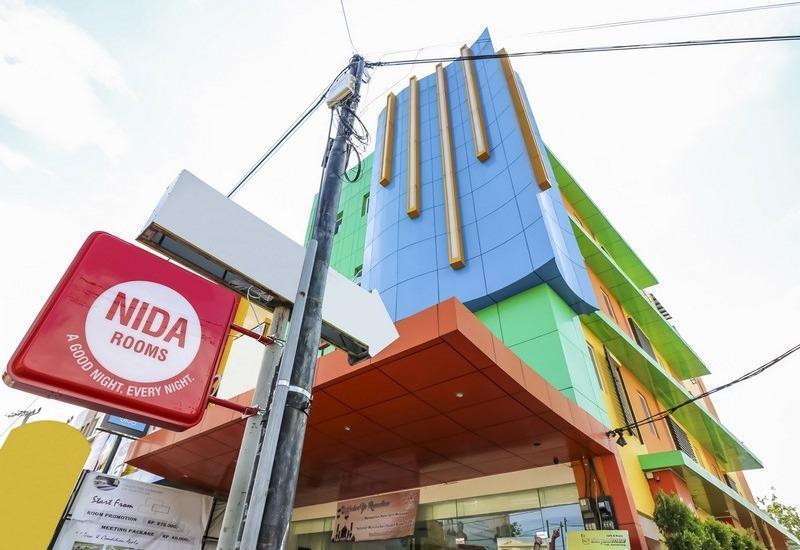 NIDA Rooms Penga Yoman 7 Makassar - Penampilan