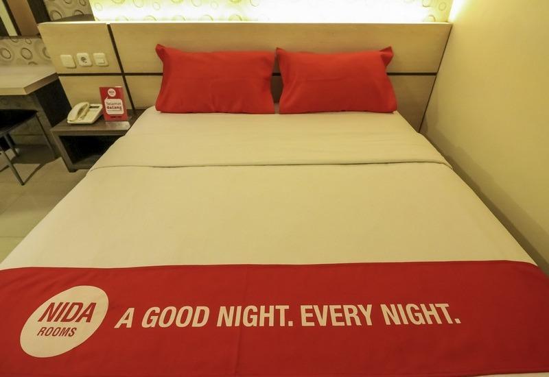 NIDA Rooms Penga Yoman 7 Makassar - Kamar tamu