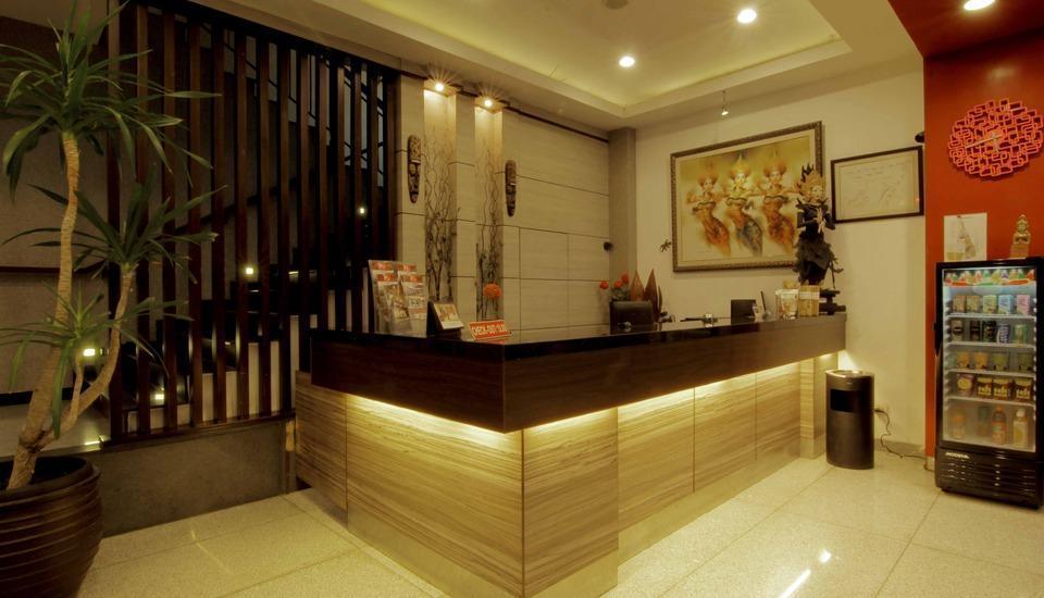 RedDoorz @Babakan Jeruk Bandung - Interior