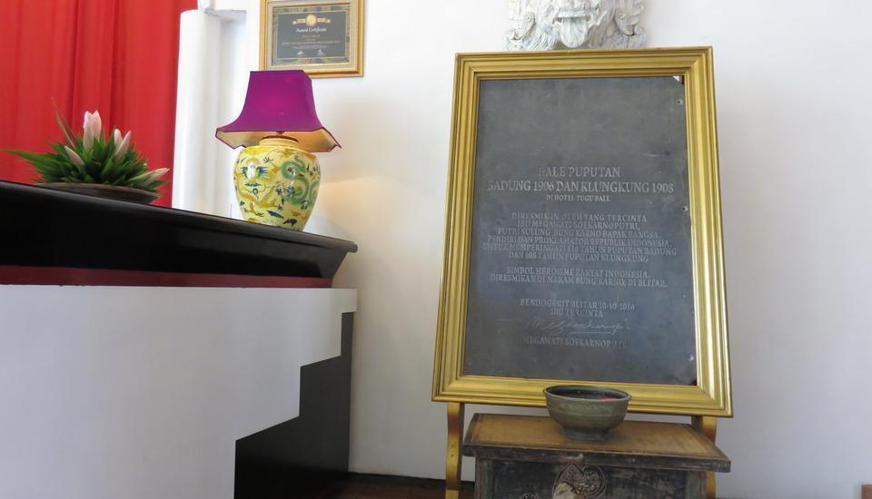 Hotel Tugu Blitar - Reception