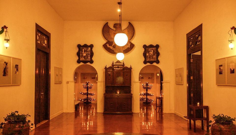 Hotel Tugu Blitar - HALL LOBBY