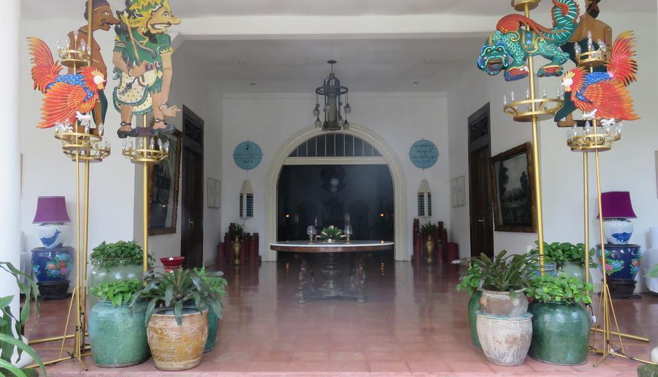 Hotel Tugu Blitar - Bangunan utama