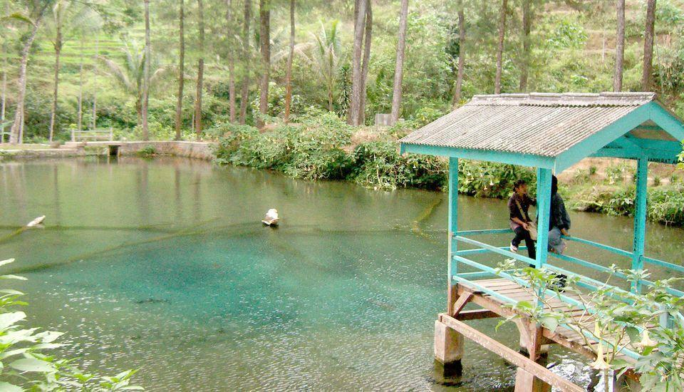 Hotel Tugu Blitar - Danau Pacuh