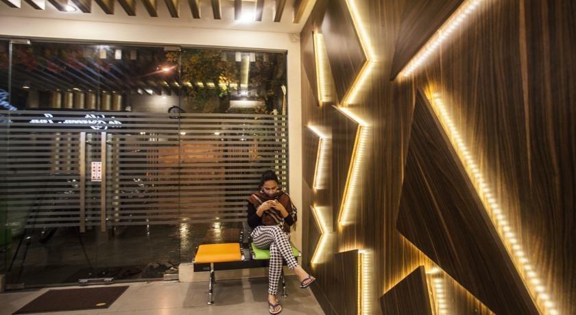 De Green Inn Jakarta - Lobi