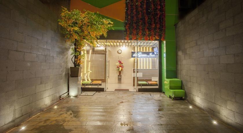 De Green Inn Jakarta - Eksterior