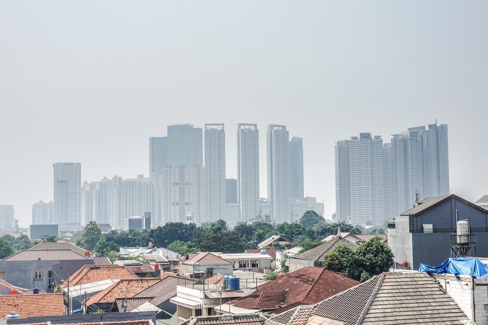 OYO 115 Portal Residence Jakarta - Melihat