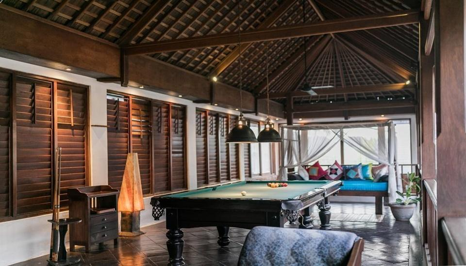 Villa Royal Bali - Billiard