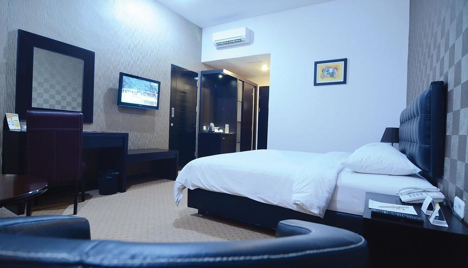 Grand Kanaya Hotel Medan - Kamar Deluxe Double