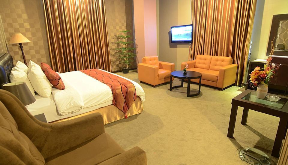 Grand Kanaya Hotel Medan - Kanaya Suite Room PROMO HOT DEAL 10%