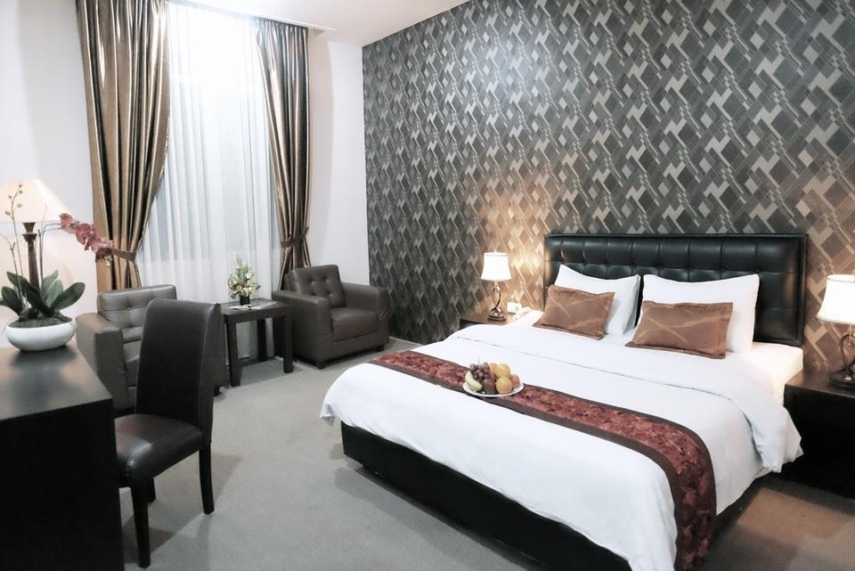 Grand Kanaya Hotel Medan - Deluxe Double New 2