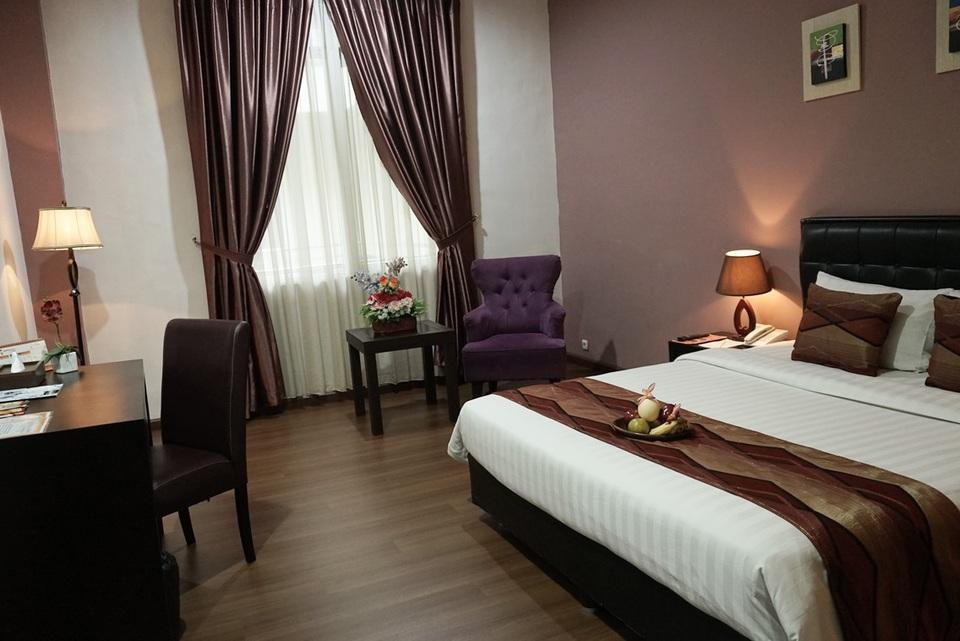 Grand Kanaya Hotel Medan - Superior Double Room 2 New