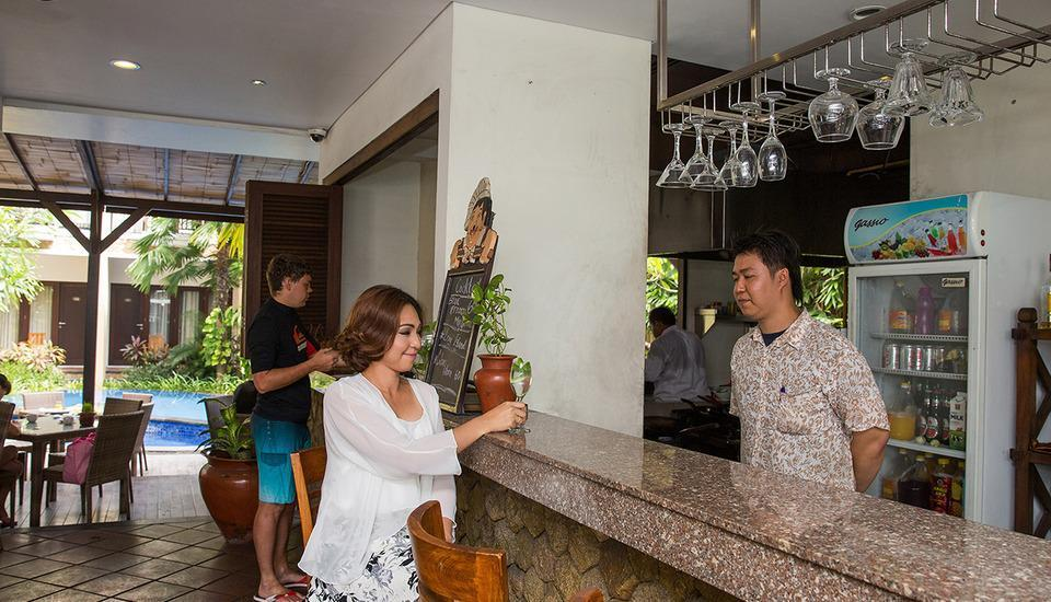 Suris Boutique Hotel Bali - Bar