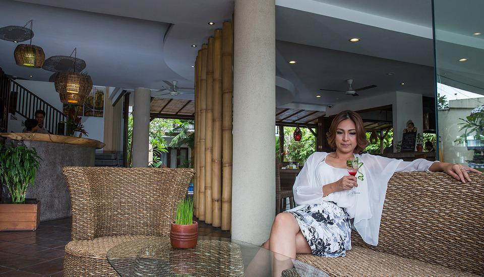 Suris Boutique Hotel Bali - Lounge lobi