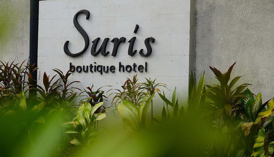 Suris Boutique Hotel Bali - Sekeliling