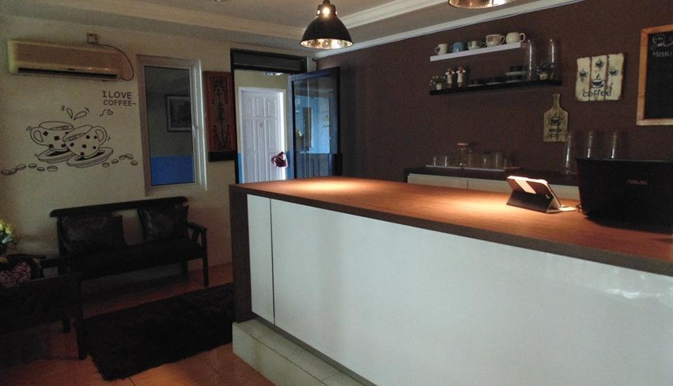 Venice Guest House Jakarta - Kafe