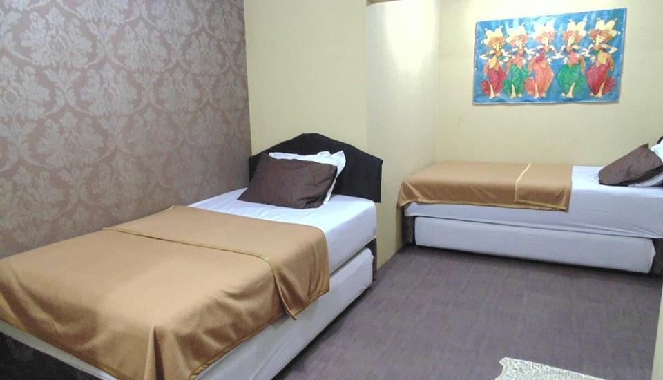 Venice Guest House Jakarta - Ruang Keluarga