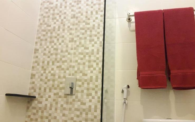 Tugu Indah Hotel Semarang - Toilet