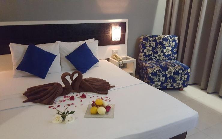 Tugu Indah Hotel Semarang - Kamar