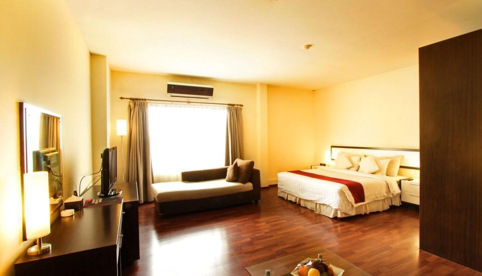 Garuda Plaza Hotel Medan - Garuda Deluxe Regular Plan