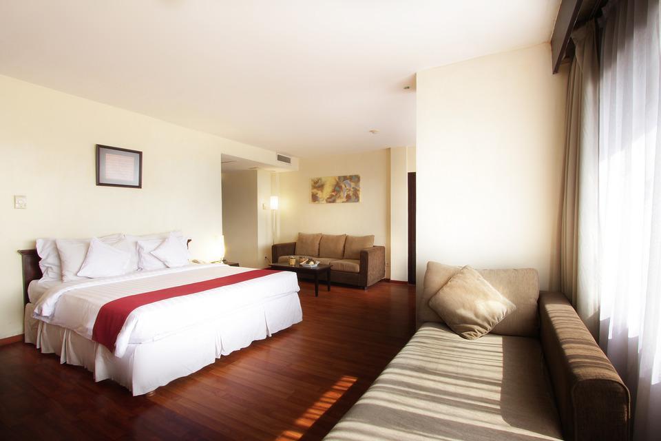 Garuda Plaza Hotel Medan - Executive Deluxe