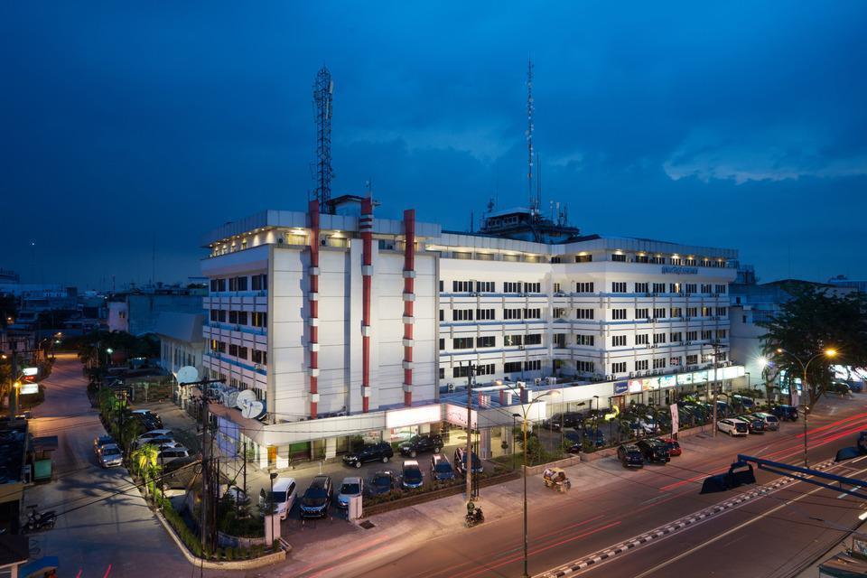 Garuda Plaza Hotel Medan - Bangunan