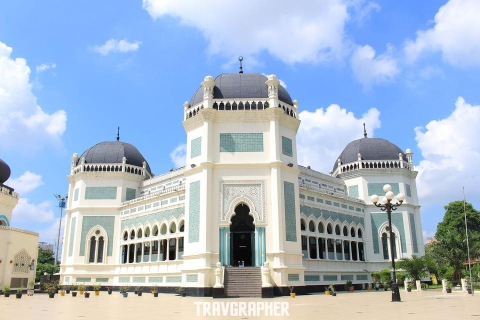 Garuda Plaza Hotel Medan - Mesjid Raya
