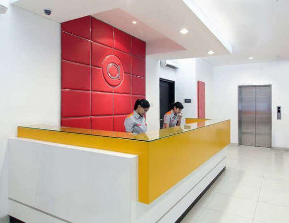 Amaris Pemuda Semarang - Lobby