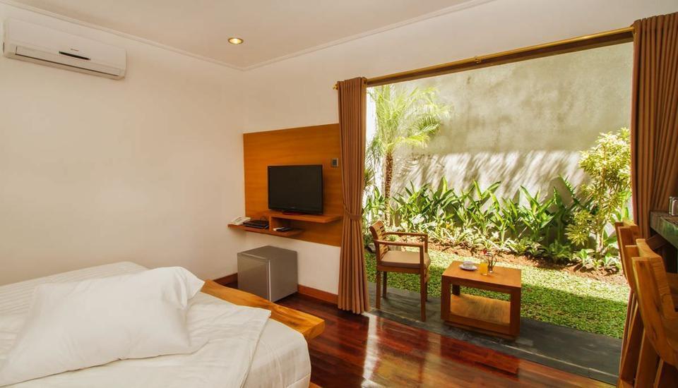 Delu Villas and Suite Bali - Kamar tamu