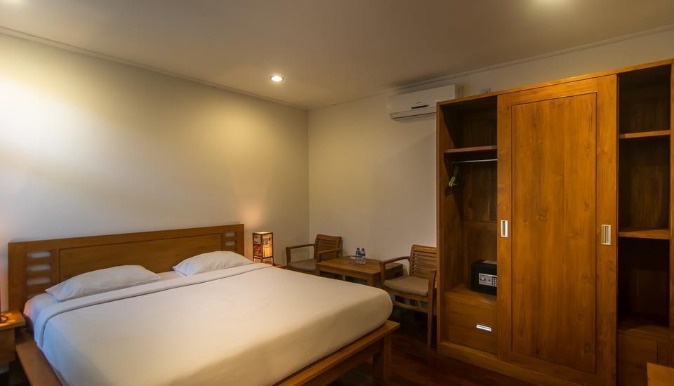 Delu Villas and Suite Bali - Kerobokan kamar - Tanpa Sarapan BASIC DEAL